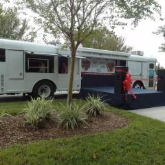 The Love Sanford Bus