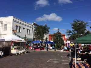 Sanford Farmers Market around the Holidays