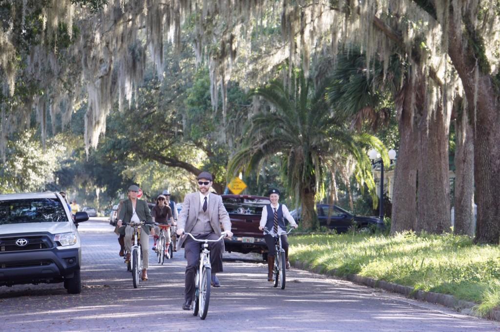 Sanford FL Tweed Ride