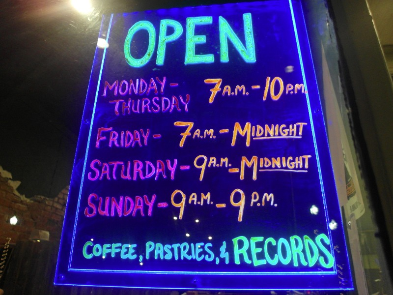 Rabbitfoot Records Sanford FL Hours