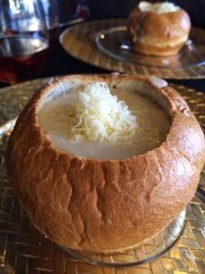 Corner Cafe Sanford Bread Bowl Soup