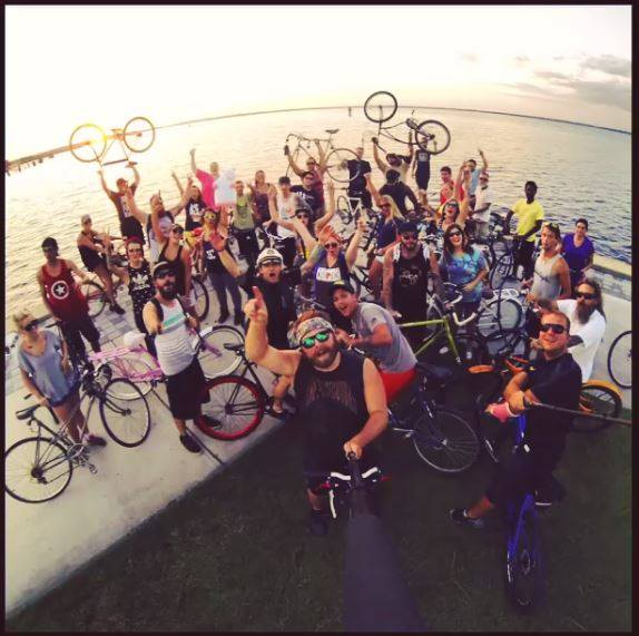 Bokey Bike Mob – Bicycle Culture in Sanford FL
