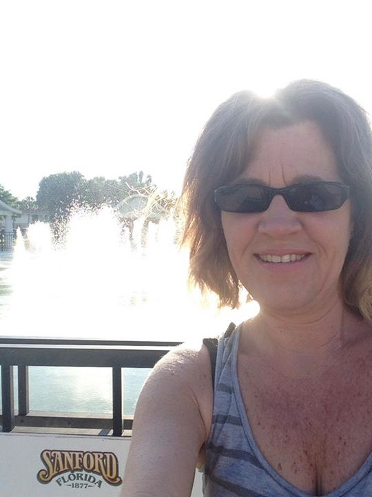Kim Scofield Shields April Sanford Selfie Saturday