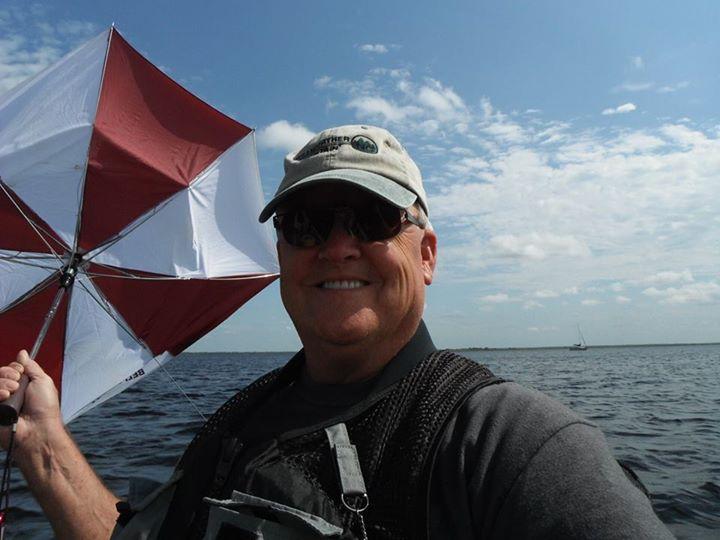 George Markos April Sanford Selfie Saturday