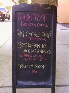 Rabbitfoot Records at Sanford Kentucky Derby