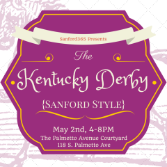 Kentucky Derby Sanford Style