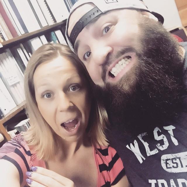Sanford Selfie Saturday April 11 Amber