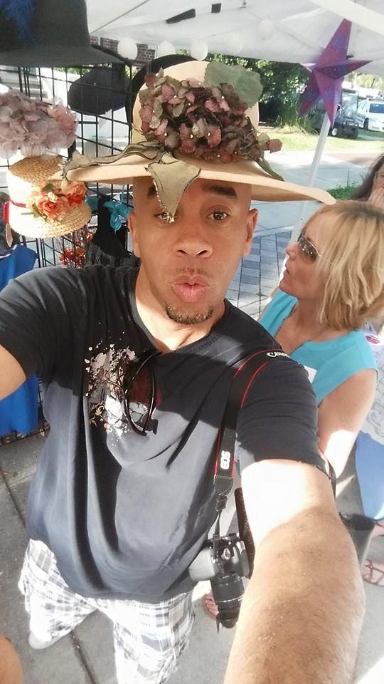 Sanford Selfie Saturday April 11 Derrick