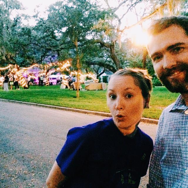 Sanford Selfie Saturday April 11 Nelson