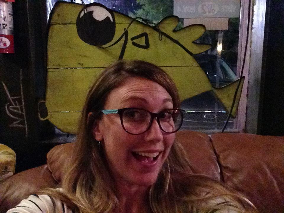 Sanford Selfie Saturday April 11 Stephanie