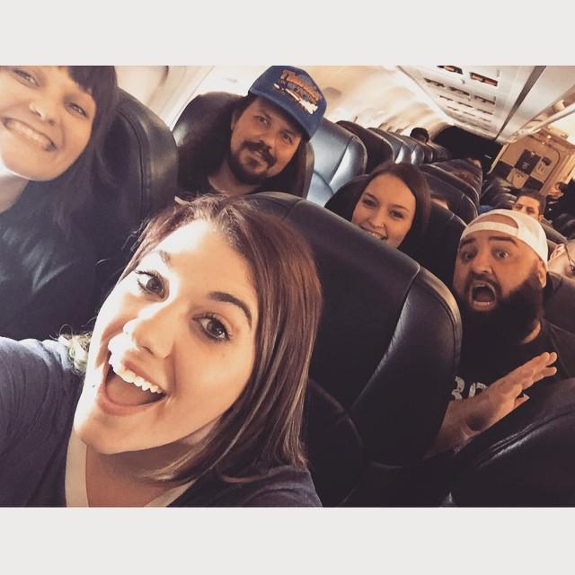 Sanford Selfie Saturday April 18 Britt