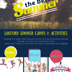 Sanford Summer Camp Guide
