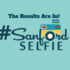 September Sanford Selfie Winners