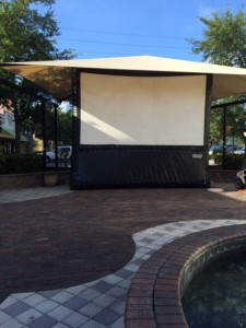 Movie in the Square Sanford FL