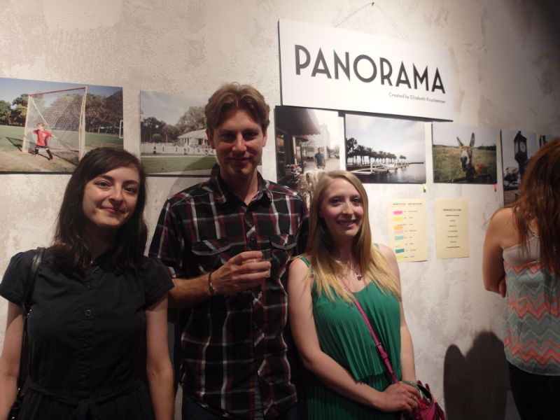 Panorama Sanford Photography project at Rabbitfoot Records