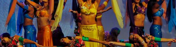 """Win 2 Tickets to Orlando Bellydance's """"An Evening Unveiled 28"""""""