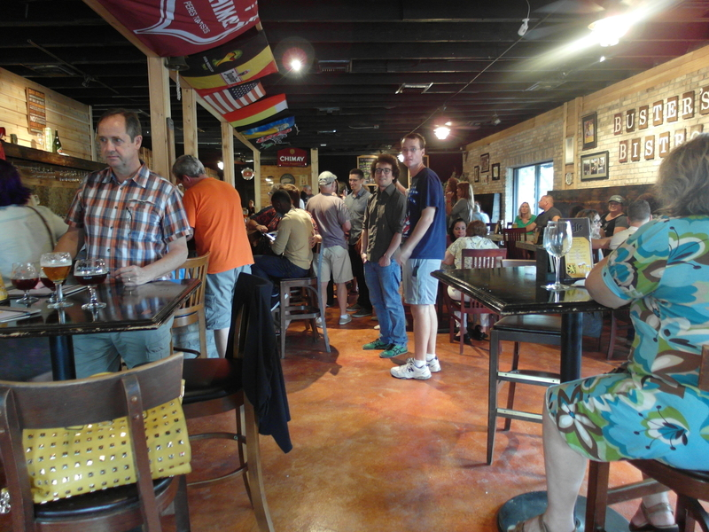 Soft Opening of Buster's Bistro - Belgian Beer in Sanford FL