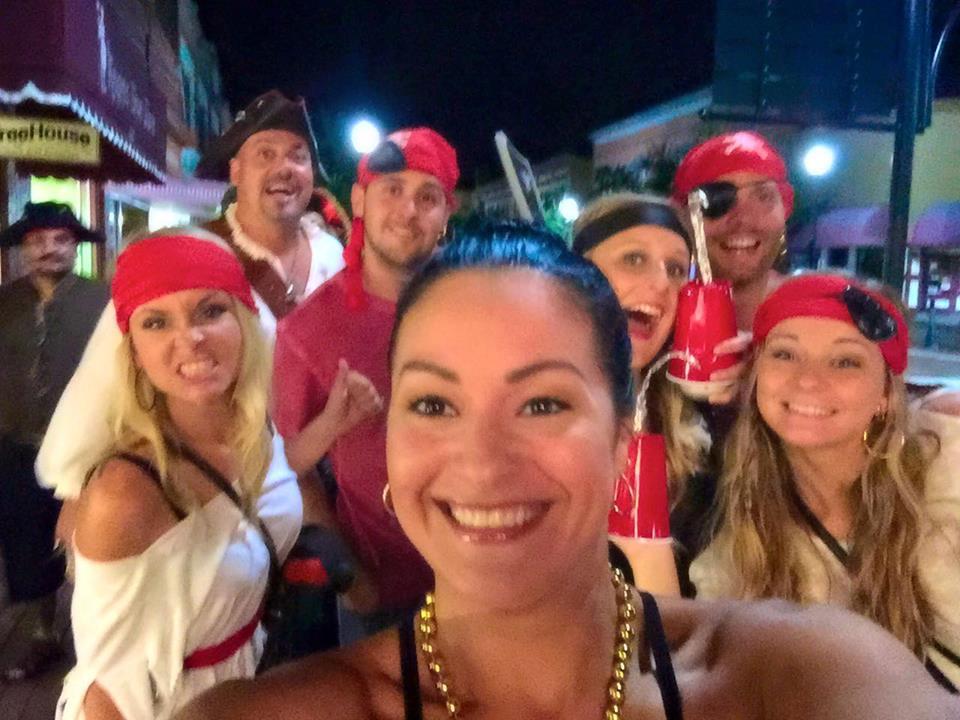 September Sanford Selfie Winners