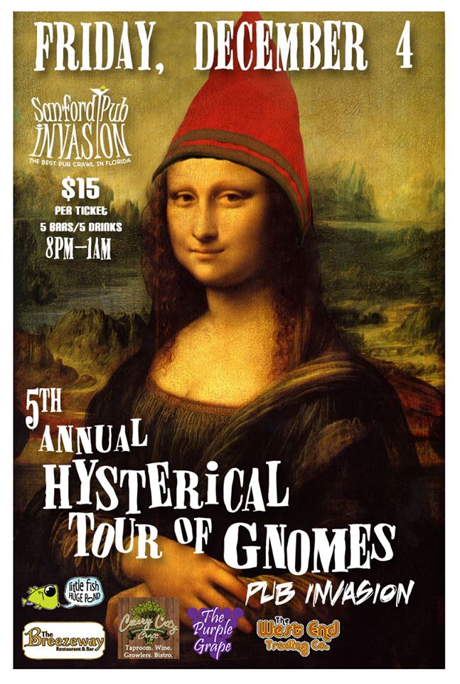 tour of gnomes