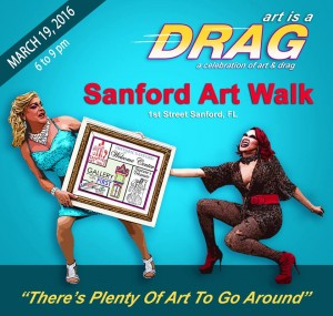 Art is a Drag at Gallery on First