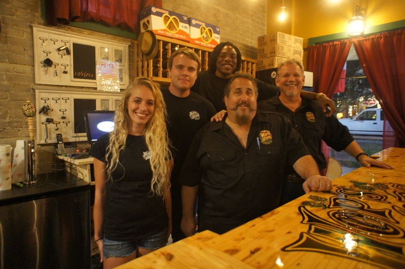 Wops Hops Sanford Brewing Crew