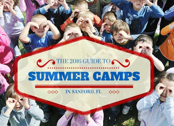 2016 Sanford Summer Camps and Activities for Kids