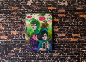 Sanford Artist, Nick Criscitelli