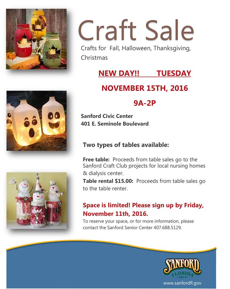 craft-sale