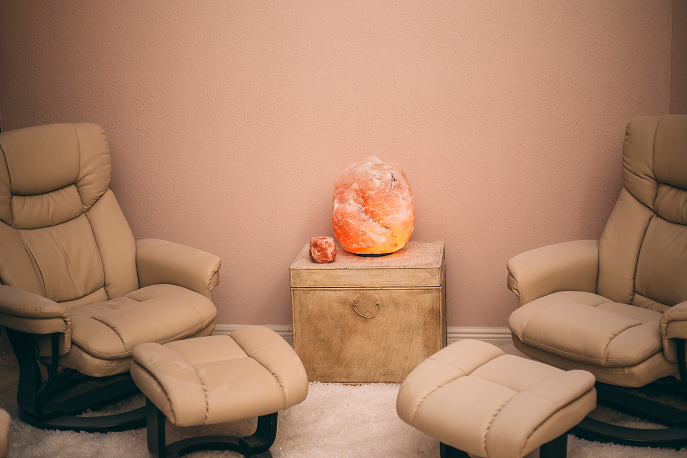 Antidote Apothecary opens new Salt Room! | Sanford 365
