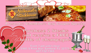 valentines and nathaniels steakhouse 2017