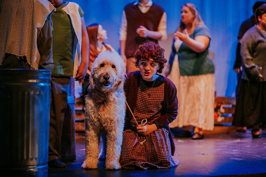 Annie at Wayne Densch Performing Arts Center Sanford FL