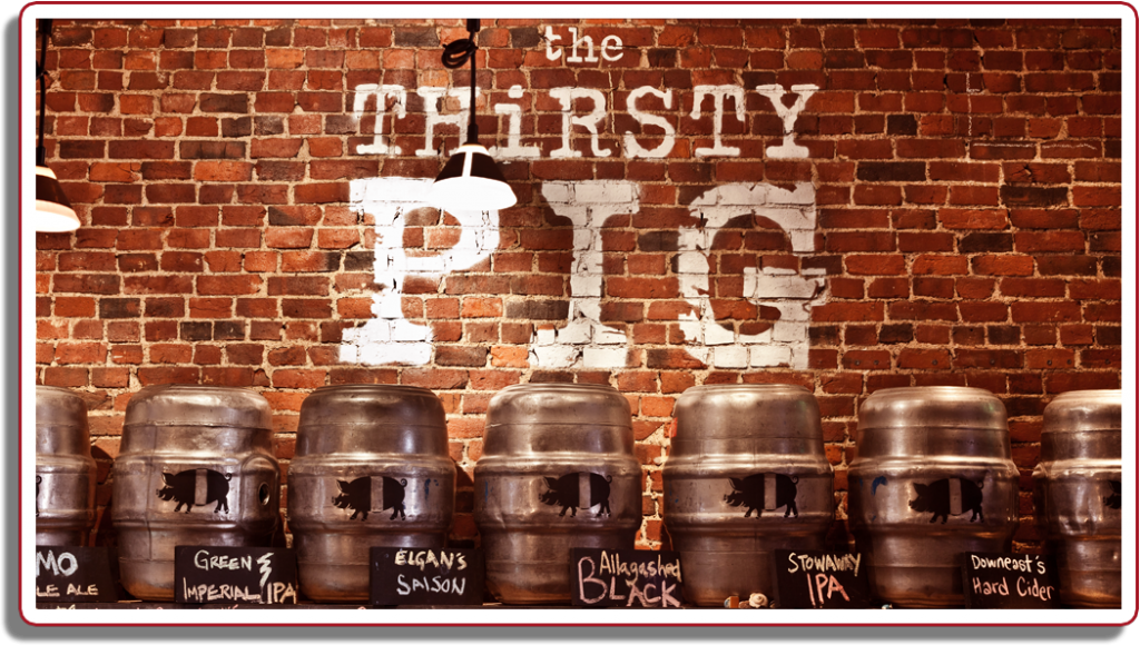 The Thirsty Pig