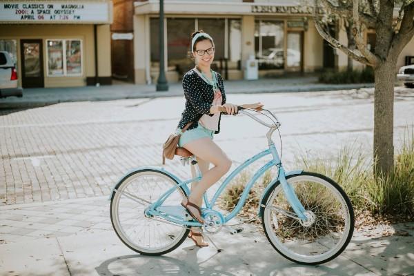 Sanford Resolution: bike the Sanford historic District