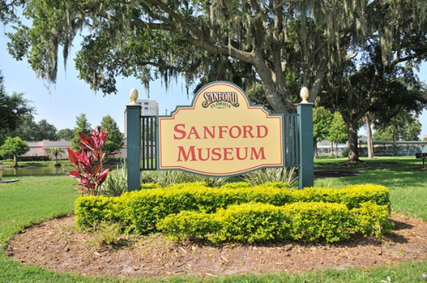 Sanford Resolution: visit the Sanford museums