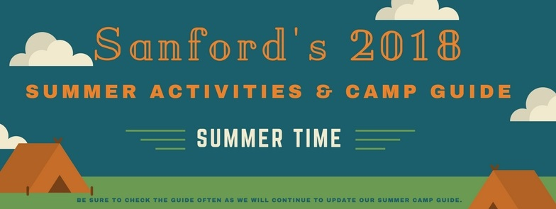 Sanford's 2018 Summer Activities & Camp Guide