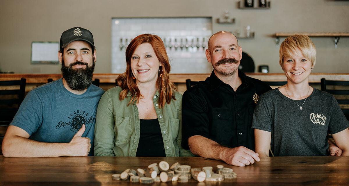 Deviant Wolfe Brewing in Sanford, FL