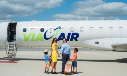 WIN BIG! Via Airlines is giving away 2 Roundtrip Tickets from Sanford International Airport