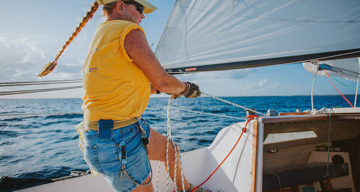 Sanford Sailing Lessons – U-Sail of Central Florida