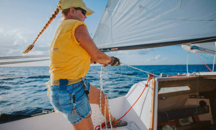 Sanford Sailing Lessons – U-Sail of Central Florida