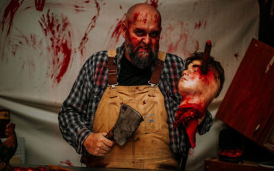 A Haunted House in Sanford – Sanford Screams is now open