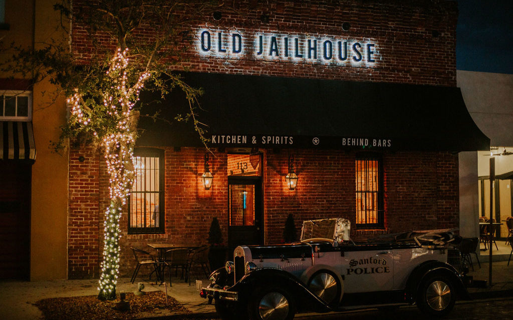 The Old Jailhouse – Lock us up at Sanford's newest restaurant