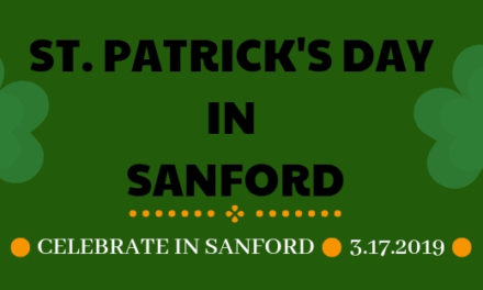 St. Patrick's Day in Sanford 2019