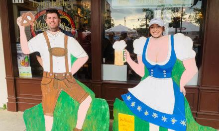 Hollerbach's Springfest is Gemutlichkeit
