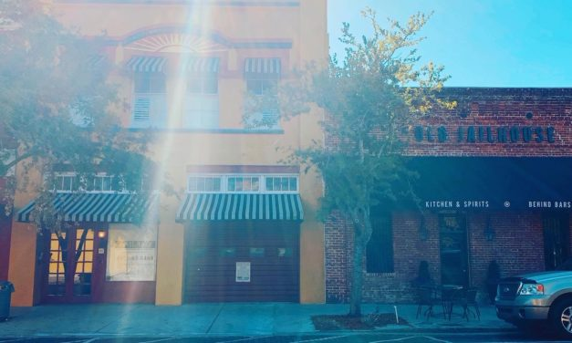 Sanford Date Nights: Historic Fire Station AirBnB, The Old Jailhouse, Celery City Craft