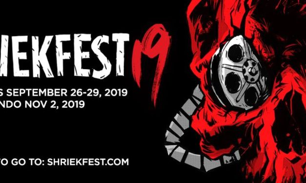 Shriekfest Film Festival Celebrates its 3rd year at the Wayne Densch Theatre in Sanford, FL