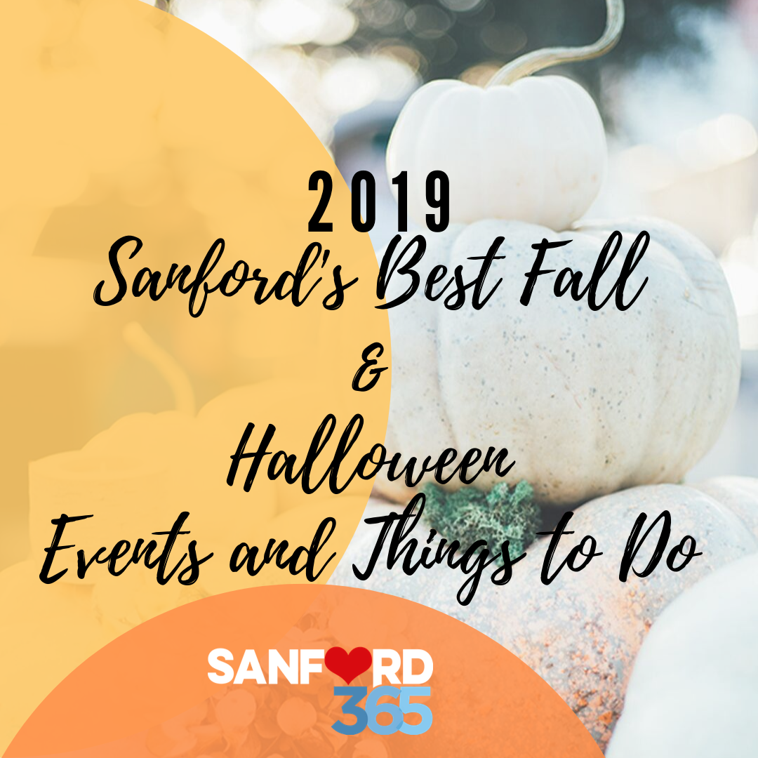 Sanford S Best Fall Halloween Events And Things To Do 2019