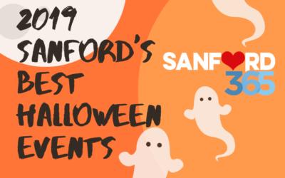2019 Sanford's Best Halloween Events