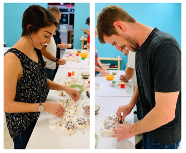 Love is in the air (and so are marshmallows) at Wondermade