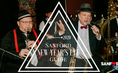 New Years Eve, Bring in the 2020 New Year in Sanford!