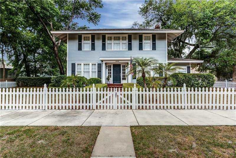 Historic Home for Sale in Sanford FL